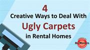 Best Ways to Deal With Ugly Carpets