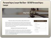 Personal Injury Lawyer Spruce Grove AB