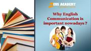 Why English Communication is important nowadays -27