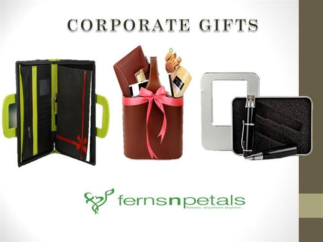 Best Corporate Gifting Ideas by Ferns N Petals  authorSTREAM