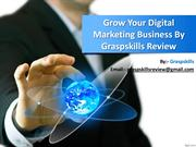 How To Become Digital Marketing Expert - @Graspskills Review