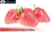 Top Online Crimson Vapes at I2buy