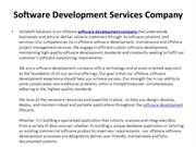 Software Development Services Company, SEO Services Company in India
