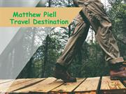 Matthew Piell's Travel Destination