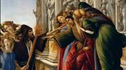 Art in Detail_BOTTICELLI, Sandro, Calumny of Apelles