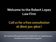 Estate Planning Consultant | Estate Planning Services in Riverside, CA