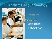 Teachers Using Technology2