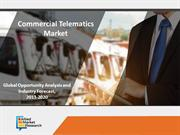 Commercial Telematics Market overview 2018
