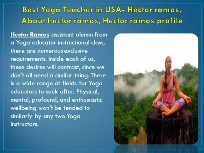 Yoga Teacher Training 200 Hr Yoga Alliance Certified In Usa Hec Authorstream