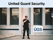 United Guard Security- Security Guard Services