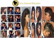 New Natural Hairstyles Inspiring Natural Hairstyles for Short Hair in