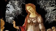 Art in Detail_Primavera by BOTTICELLI, Sandro