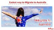 Easiest way to Migrate to Australia