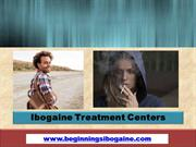 Ibogaine Treatment Centers