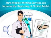Professional Medical Writing Services