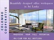 Freelance Office Space - Office Space for Startups in Colombo