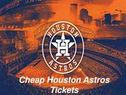 Houston Astros Tickets Discount Coupon Code