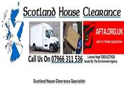 Scotland House Clearance Specialist