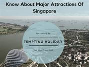 Singapore Holiday Packages From Tempting Holiday
