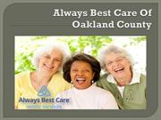 In-Home Care Beverly Hills