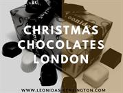 Christmas Chocolates Kensington London