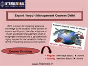 Export Import Jobs In Delhi