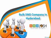 Bulk Sms in Hyderabad, Voice sms  in Hyderabad, Bulk Sms company Hyd
