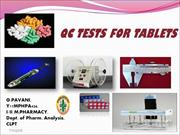 QC TETS FOR TABLETS-FINAL