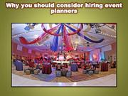 event planners Los Angeles