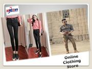Trendy Fashion Clothing for Women's and Men's