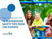 Playground Safety Week: 10 Playground Safety Tips From the Experts
