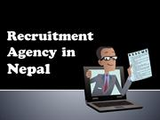 Solution For Recruitment Agency in Nepal – You Must See