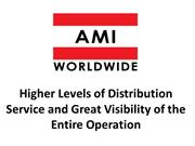 Higher Levels of Distribution Service and Great Visibility of the Enti
