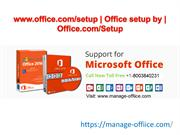 office.com/setup | get free office support | www.office.com/setup