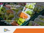 Edible Packaging Market Current Trends & Future Growth