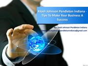 How To Find Investors For Business  @Josh Johnson Pendleton Indiana