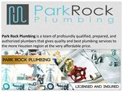 Drain Cleaning Service in Houston - Park Rock Plumbing