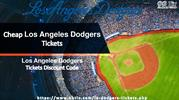 Los Angeles Dodgers Match Tickets