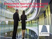 Government Approved Commercial Space for Lease in Faridabad