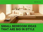 Small Bedroom Ideas That Are Big In Styles