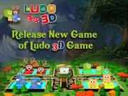 Ludo 3D Game Play with your FaceBook Friends