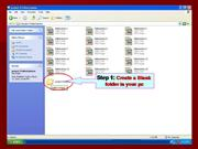 How to make winzip files