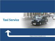 Best Taxi & Cab Service in Chandigarh