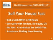 Sell Your House Fast - We Buy Houses - S