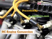 RC Engine Conversion, Moki 3W Engines From CH Ignitions