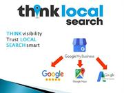 Think Local Search - Google Map Optimization