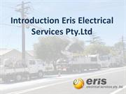 Introduction of Eris Electrical Services Pty Ltd