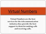 Best Virtual numbers services provider 1-855-499-6362