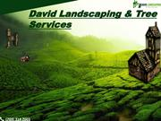 Get new look for landscaping hire us