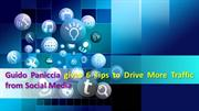 Guido Paniccia 6 Tips to Drive More Traffic from Social Media